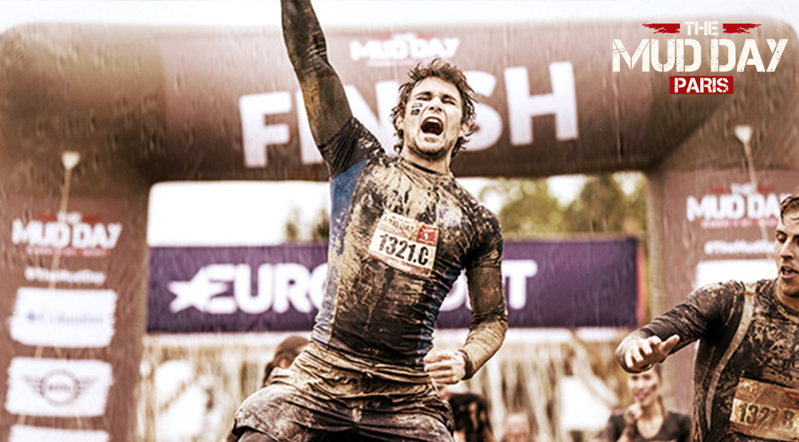 The Mud Day Paris 2018