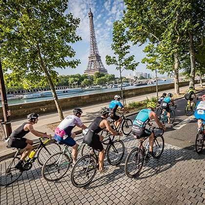 Garmin Triathlon de Paris 2020