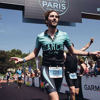 Garmin Triathlon de Paris