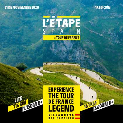Etape Spain by Tour de France