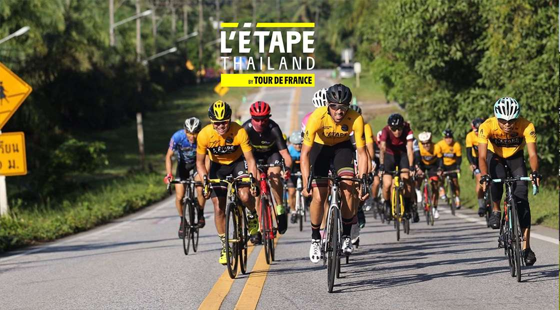 L'Étape Thailand by Tour de France