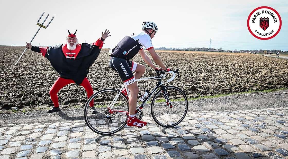 Paris-Roubaix Challenge - course cycliste | time to