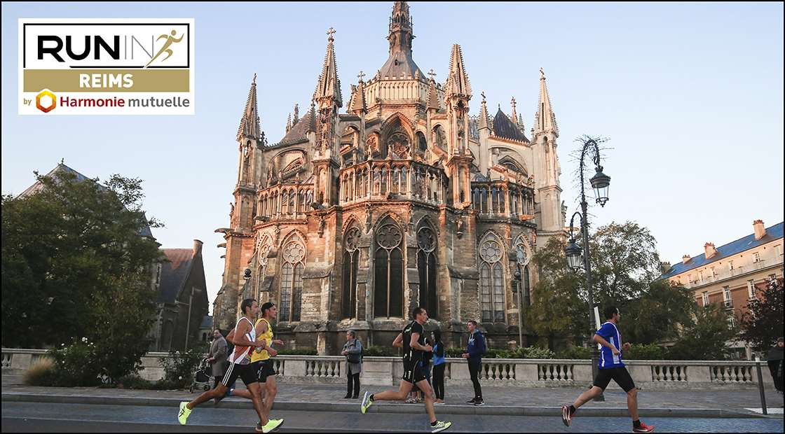Run In Reims by Harmonie Mutuelle