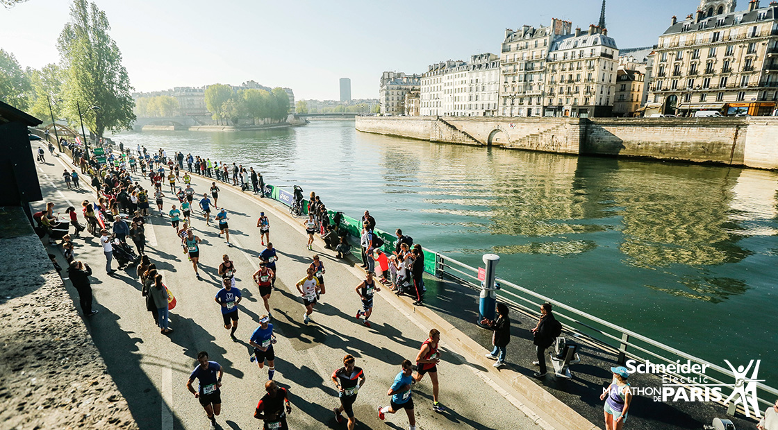 Schneider Electric Marathon de Paris 2020