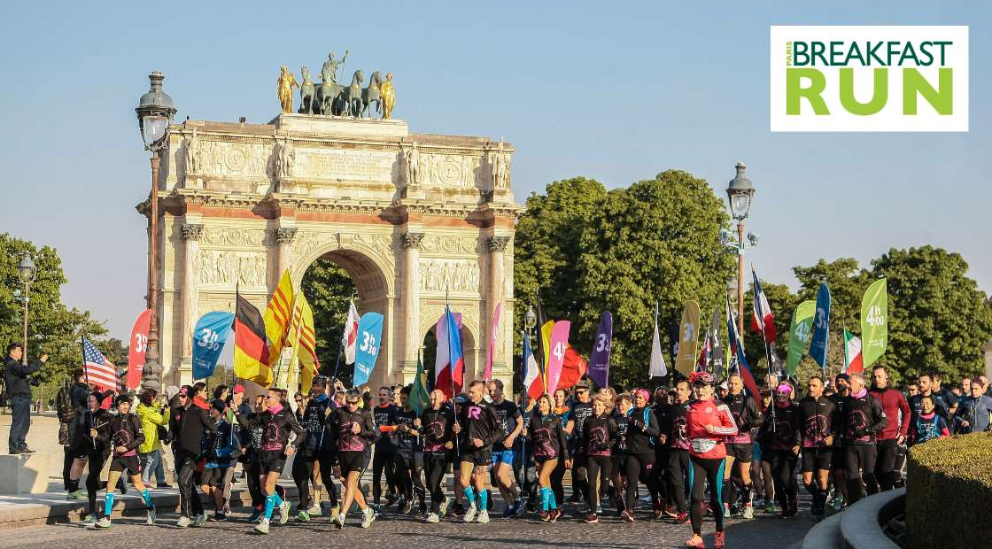 Paris Breakfast Run 2020
